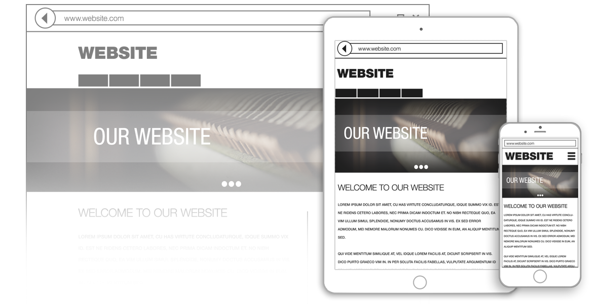 Responsive Design Scales to Every Device